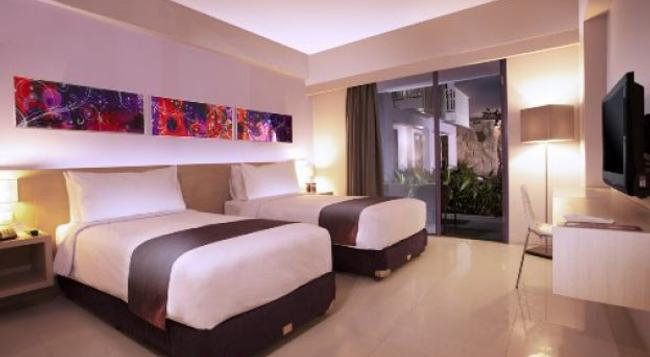 Berry Hotel Bali - クタ - 寝室