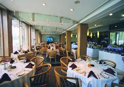 ホテル クラウン プラザ イスラマバード - イスラマバード - レストラン
