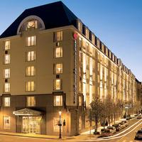ルネッサンス ブリュッセル ホテル Exterior