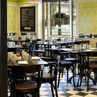 ルネッサンス ブリュッセル ホテル Restaurant