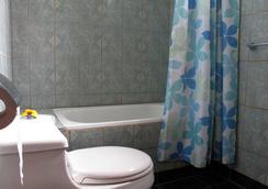 Hotel Orongo - Hanga Roa - 浴室