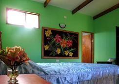 Hotel Orongo - Hanga Roa - 寝室