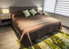 Hotel Platino Expo - グアダラハラ - 寝室