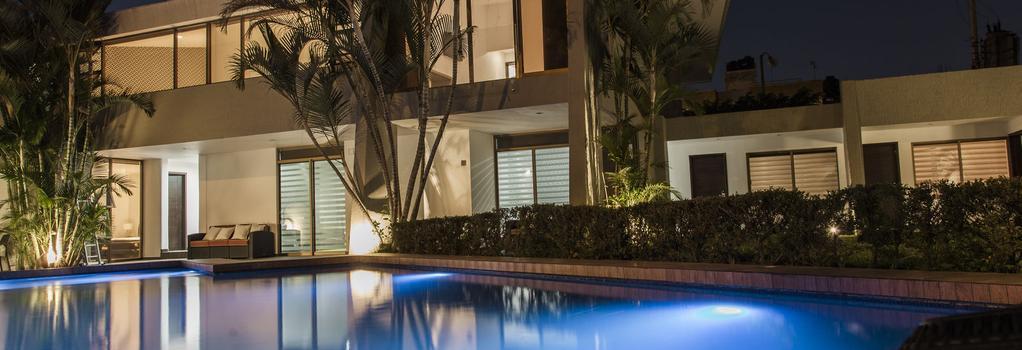 Hotel Platino Expo - グアダラハラ - 建物