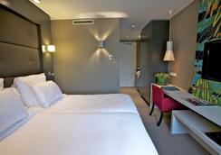 ホテル JL No76 - アムステルダム - 寝室