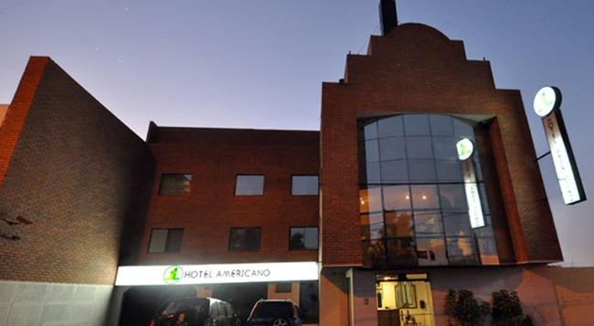 Hotel Americano - アリカ - 建物