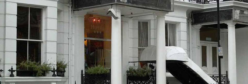 マイ プレイス ホテル - ロンドン - 建物