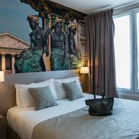 ミッドナイト ホテル パリス Guestroom