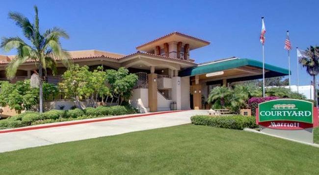 Courtyard By Marriott San Diego Solana Beach/Del Mar - ソラナ・ビーチ - 建物