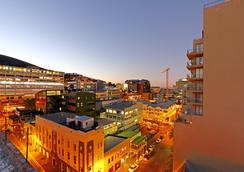 ハッピー ライノ ホテル - ケープタウン - 屋外の景色