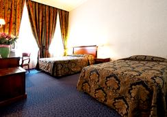 ホテル シルヴァ - ローマ - 寝室