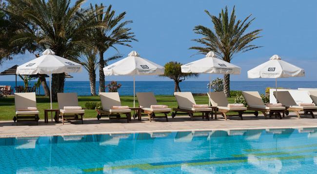 Constantinou Bros Athena Royal Beach Hotel - パフォス - 建物