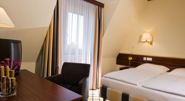 リレクサ ホテル シュトゥットガルター ホフ - ベルリン - 寝室