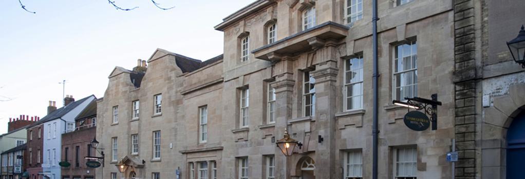 バンブラ ハウス ホテル - オックスフォード - 建物