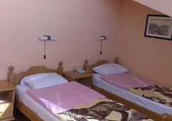 オテル イデアル - ポドゴリツァ - 寝室