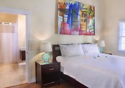 Azul Key West - キー・ウェスト - 寝室