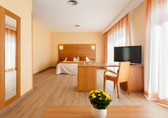 Hotel Pi-Mar - ブラナス - 寝室