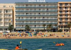 Hotel Pi-Mar - ブラナス - ビーチ