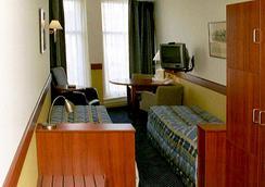 A Train Hotel - アムステルダム - 寝室