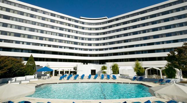 ワシントン プラザ ホテル - ワシントン - 建物