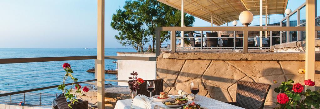 Pesochnaya Bukhta Hotel - Sevastopol - レストラン
