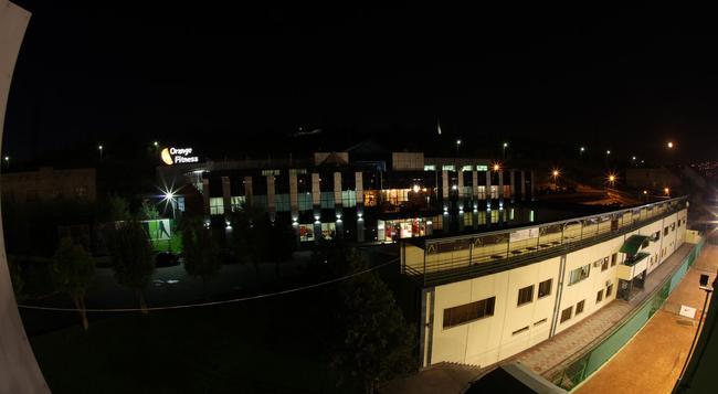 Roomer Hotel - エレバン - 建物