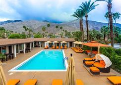 リトル パラダイス ホテル - Palm Springs - プール