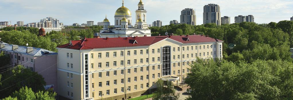 Green Park Hotel - エカテリンブルク - 建物