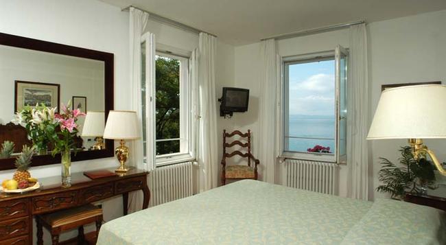 ホテル リヴィエラ & マクシミリアンズ - トリエステ - 寝室