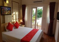 Hanoi Daisy Hotel - ハノイ - 寝室
