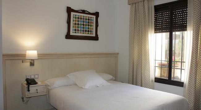 ホテル リヤド アルサファ - コルドバ - 寝室