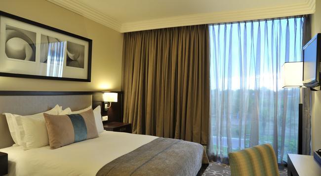 Hotel Pullman Lubumbashi Grand Karavia - Lubumbashi - 寝室