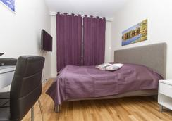 Hotell Linden - エステルスンド - 寝室