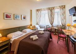 ホテル アウグストゥス エト オット - プラハ - 寝室