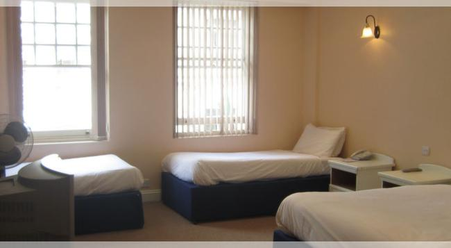 マーメイド スイート ホテル - ロンドン - 寝室