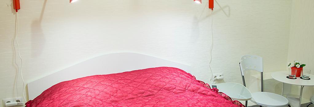 Red Hotel - ノヴォシビルスク - 寝室