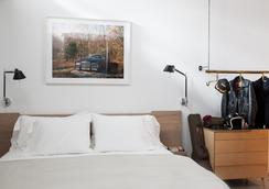 The 404 Hotel - ナッシュビル - 寝室