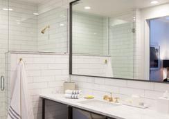 The 404 Hotel - ナッシュビル - 浴室