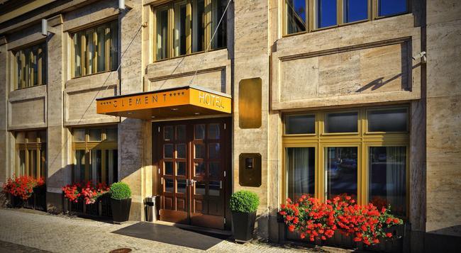 ホテル クレメント - プラハ - 建物