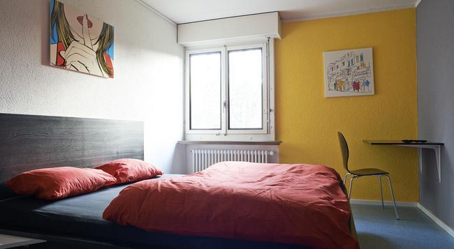 バジェット ホステル チューリッヒ - チューリッヒ - 寝室