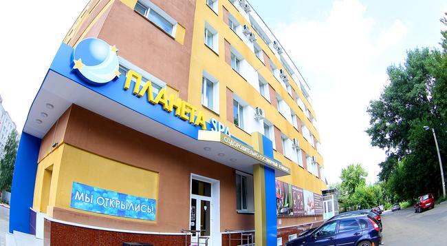 Hotel Planeta Spa - Tambov - 建物