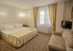 Villa Marina Hotel - クラスノダール - 寝室