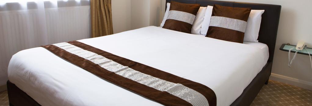 アビー コート ホテル ハイド パーク - ロンドン - 寝室