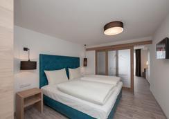 Hotel Bergwelt - レンゲンフェルト - 寝室