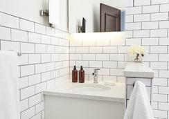 ザ グレゴリー - ニューヨーク - 浴室