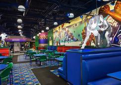Disney's All-Star Sports Resort - レイク・ブエナ・ビスタ - レストラン