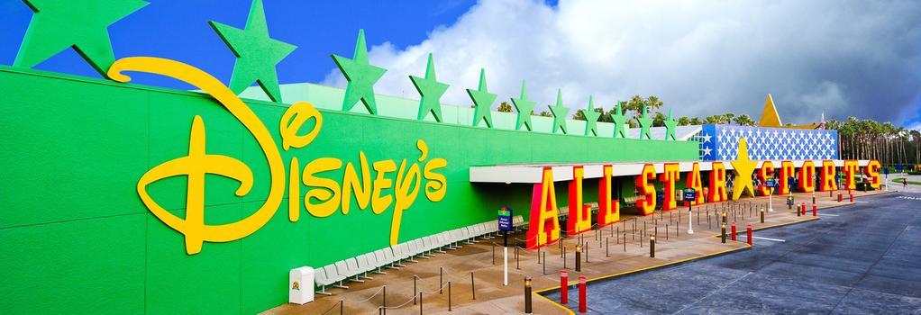 Disney's All-Star Sports Resort - レイク・ブエナ・ビスタ - 建物