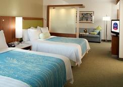 スプリングヒル スイーツ ヒューストン インターコンチネンタル エアポート - ヒューストン - 寝室