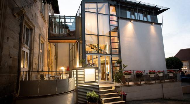 ホテル アム ドム - バンベルク - 屋外の景色