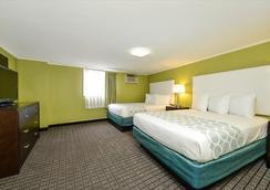 Mermaid Inn - マートル・ビーチ - 寝室